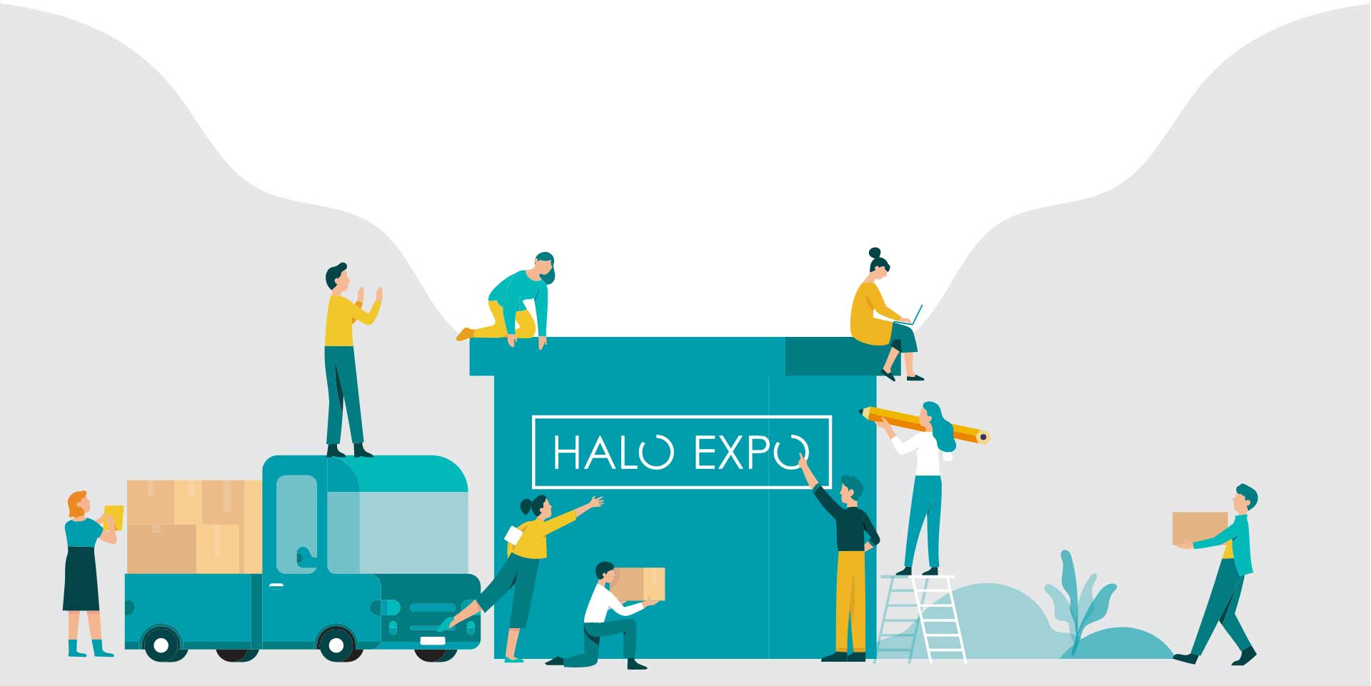 Halo Expo Field Sales Equipment Specialists